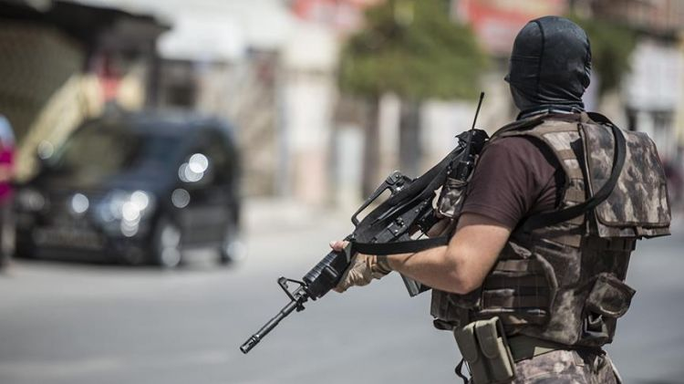 PKK terrorist on most wanted list killed in north Turkey
