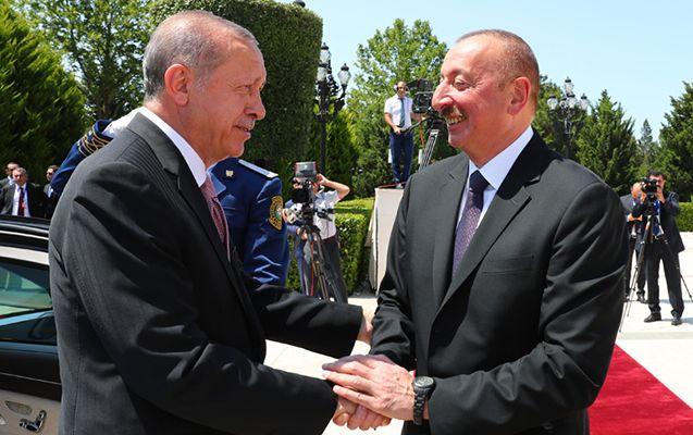 """""""Türkiyə Azərbaycanın yanındadır, bunu bilin"""" - Ərdoğanın jesti..."""