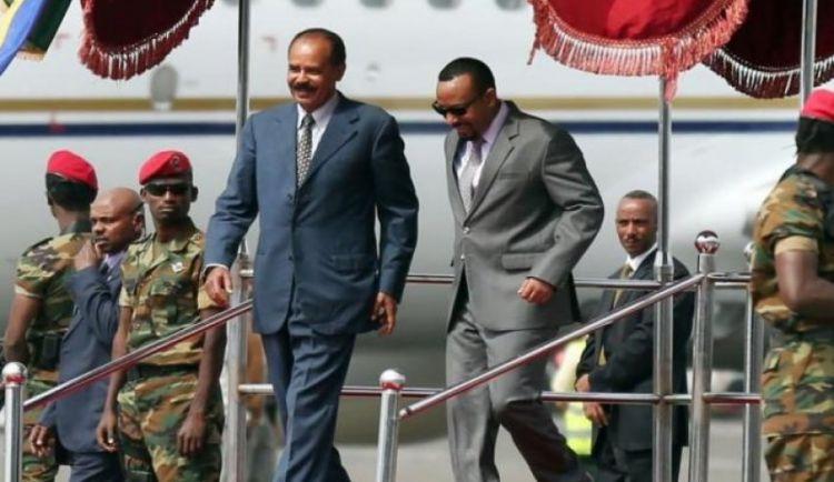 محور خليجي-أميركي وراء التقارب الإريتري الإثيوبي
