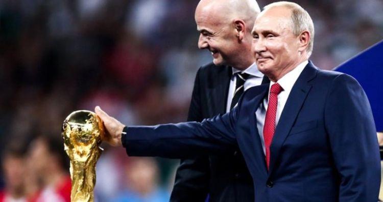 Dünya Çempionatının tək qazananı Rusiya oldu - İNANILMAZ RƏQƏM