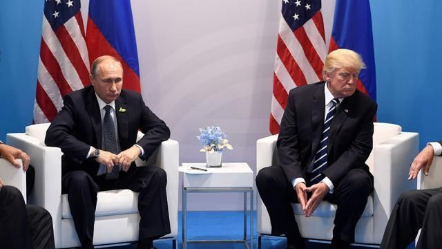 В Хельсинки началась встреча Трампа и Путина