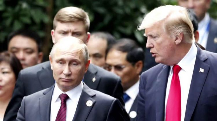 Putin likely viewed Trump's phone call earlier this year as sign of 'weakness' - Former ambassador