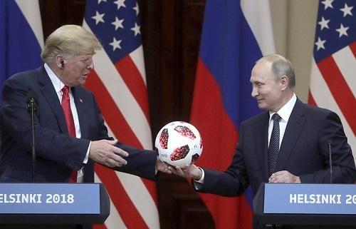Putin niyə Trampa top hədiyyə etdi? - Ekspert