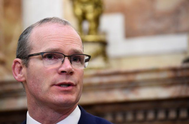 Irish foreign minister says EU to negotiate Brexit on white paper only