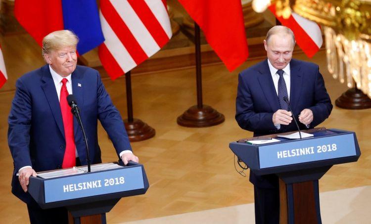 ترامب يتوق للقاء ثانٍ مع بوتين.. وواشنطن تستضيف القمة الثانيةg
