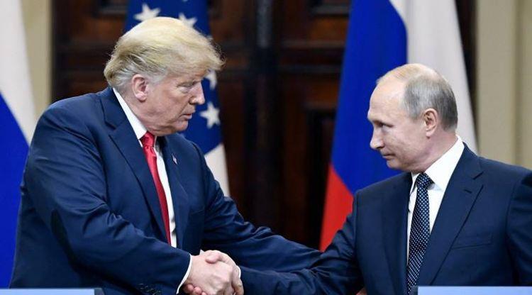 Donald Trump invites President Putin to Washington despite uproar over Helsinki summit