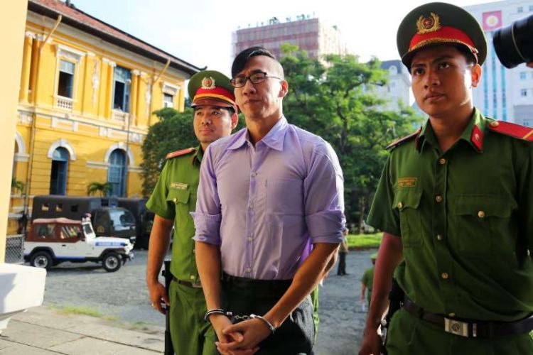 Vietnam to Deport American After Public Disorder Conviction