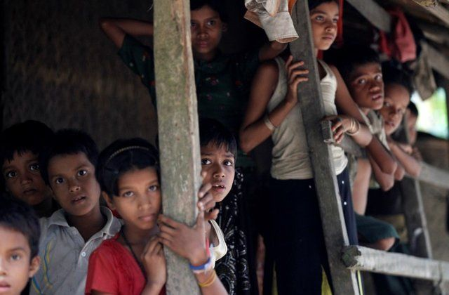Myanmar violated U.N. child rights pact in Rohingya crackdown, experts find