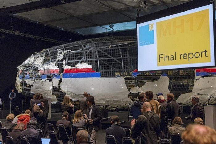 Украина отдала Нидерландам дело сбитого над Донбассом «Боинга»