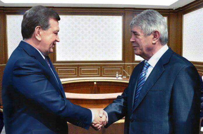 Посол Азербайджана: «Безмерно благодарен узбекскому народу за трепетные и братские чувства к нашей стране»