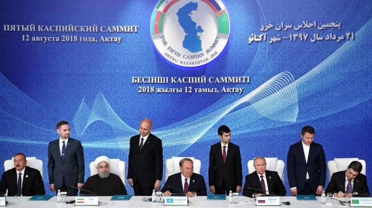 Cooperation in the Aktau summit won over the demons of the West - Ahmed Mustafa - EXCLUSIVE
