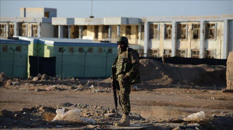 В Афганистане при нападении талибов на военную базу погибли 45 человек