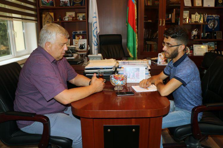 Подписанное соглашение о статусе Каспийского моря - это большой успех для Азербайджана - Олег Кузнецов