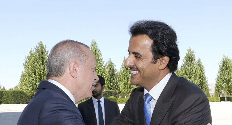 """بعد قرار أمير قطر... تصريحات تركية جديدة بشأن """"الأزمة الخليجية"""""""