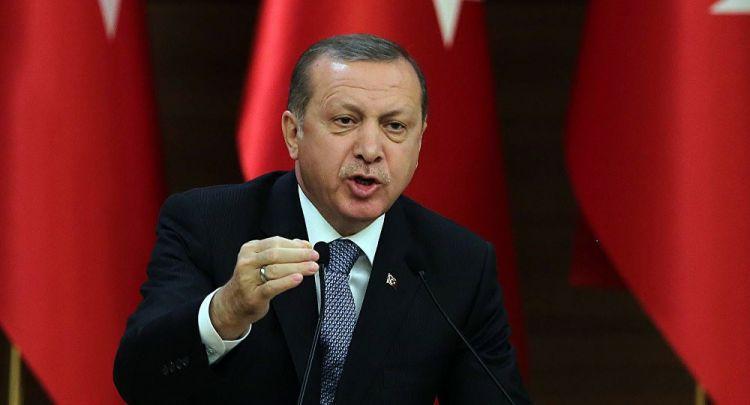 Эрдоган: Мы не сдадимся тем, кто называют нас стратегическим партнером, но вместо этого сделали нас своей стратегической целью