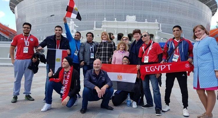 العميد ثروت سويلم: مصر ستستفيد من تجربة روسيا في تنظيم كأس العالم
