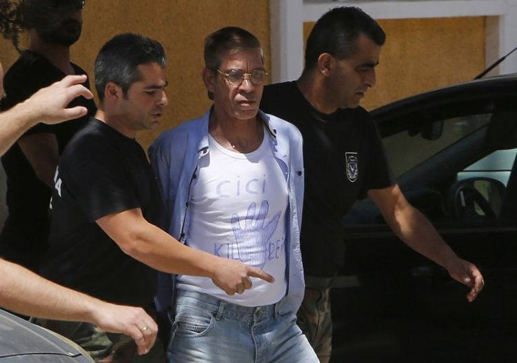 Cyprus extradites Egyptian hijacker who dropped legal fight