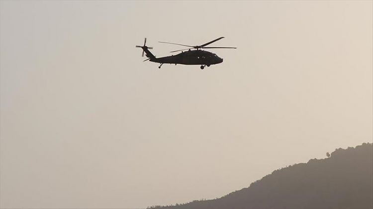 US-led coalition soldier killed in Iraq chopper crash