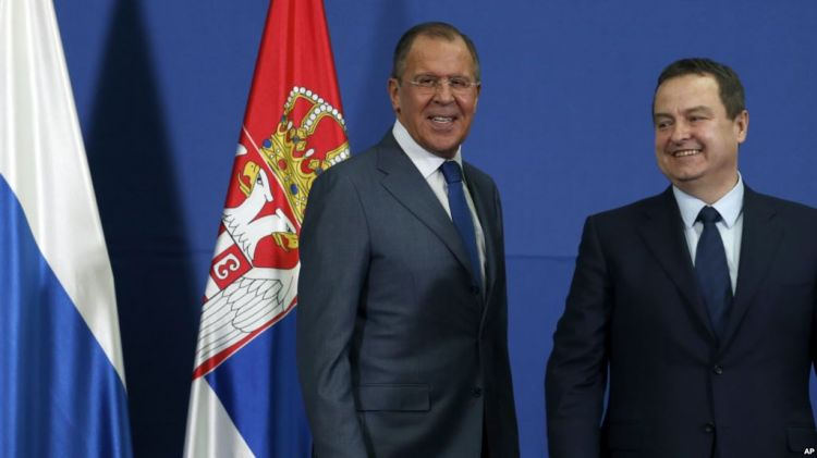 Serbian foreign minister plans to meet with Russian top diplomat in Sochi on August 21