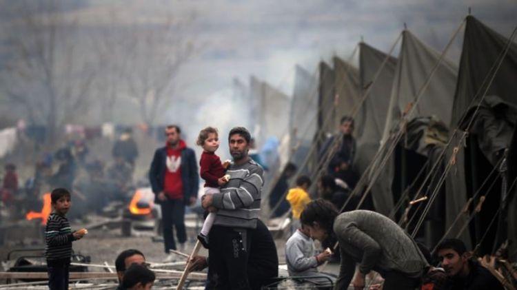 Численность беженцев достигнет невиданного масштаба