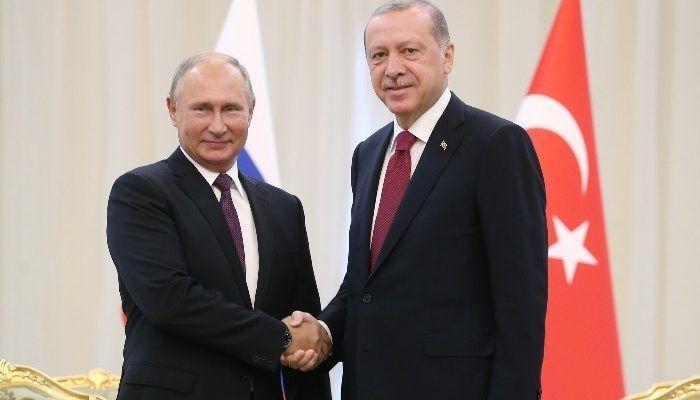 Peskov doğruladı: Putin ve Erdoğanın 17 Eylüldeki Soçi görüşmesinin hazırlığı yapılıyor 2