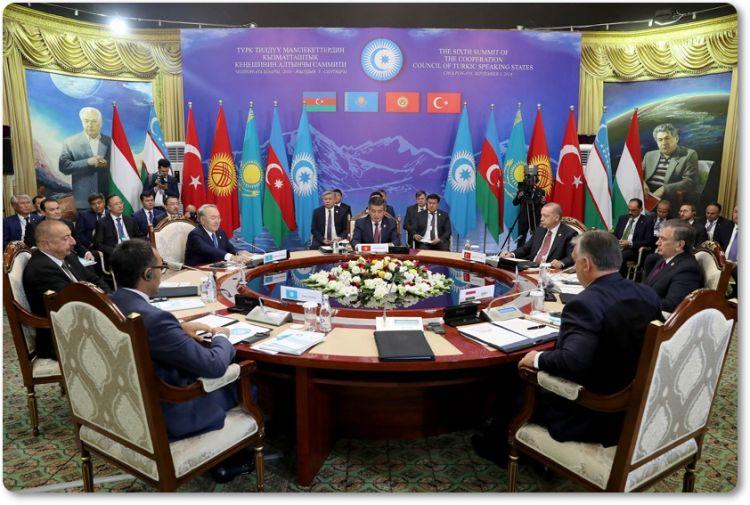 Kırgızistan Notları 2 - Türk Konseyi