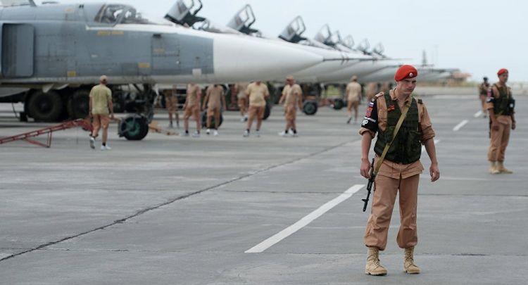 """سوريا... قاعدة حميميم الجوية تفقد الاتصال مع طاقم الطائرة الروسية"""" إيل 20 """""""