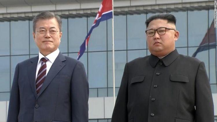 Kore-içi üçüncü zirve - 65 yıl önce biten savaş barışa varıyor