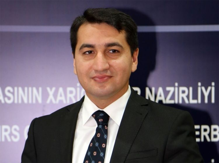 Hikmet Hajiyev appointed Deputy Head of the International Relations Department of Azerbaijan's Presidential Administration