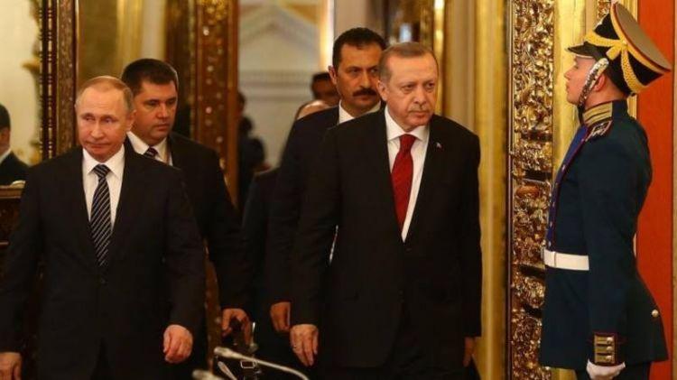 Ərdoğanla Putin Soçidə razılaşdı - Gizli Qarabağ sazişi?