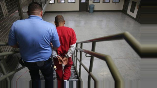 One in five US prison inmates is a 'criminal alien'