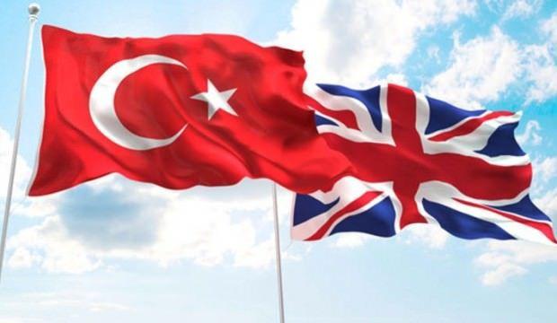 İngiltere, Türkiye'ye resmi teşekkür etti