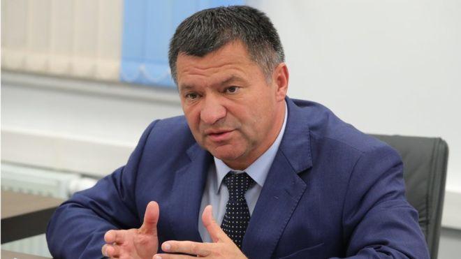 Приморский избирком отменил результаты губернаторских выборов