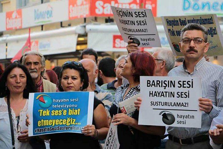 Türkiye, Hayatın Sesi TV kanalının yöneticilerini cezalandırdı