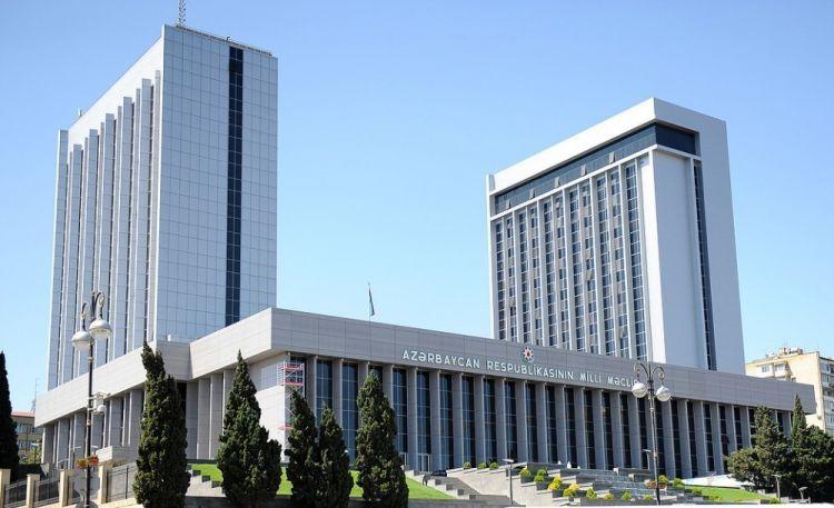 Сегодня парламент Азербайджана празднует свое 100-летие - ФОТО