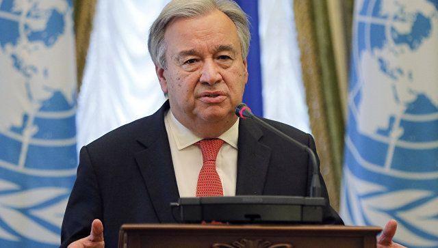 Генсек ООН: На открытии сессии Генассамблеи примут участие 84 глав государств и 44 глав правительствg
