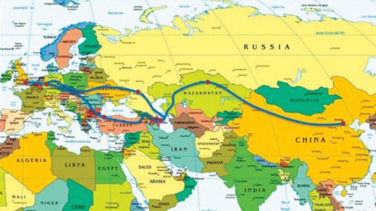 Çin'in borc diplomasisi ve Afrika - Dr.  Muhammed Tandoğan