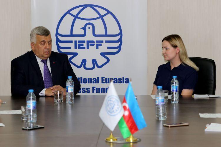 """""""Azerbaycan, Avrasya'nın başkanlarının dikkatini çekiyor"""" - Özel - VİDEO"""