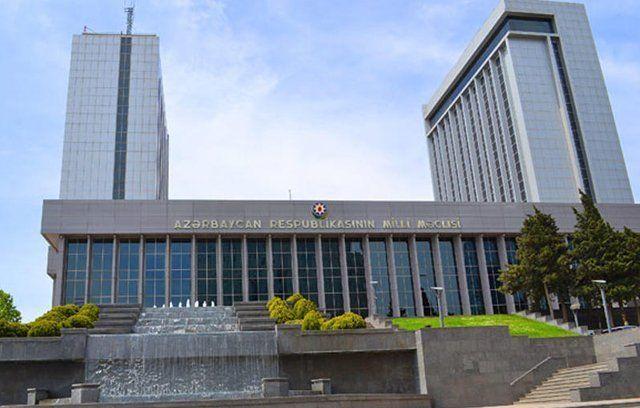 البرلمان الأذربيجاني هو النصر الديمقراطي للشعب الأذربيجاني