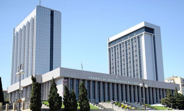 البرلمان الأذربيجاني يحتفل اليوم بالذكرى المئوية لتأسيسه