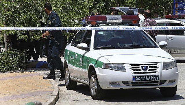 Теракт на военном параде в Иране - ВИДЕО