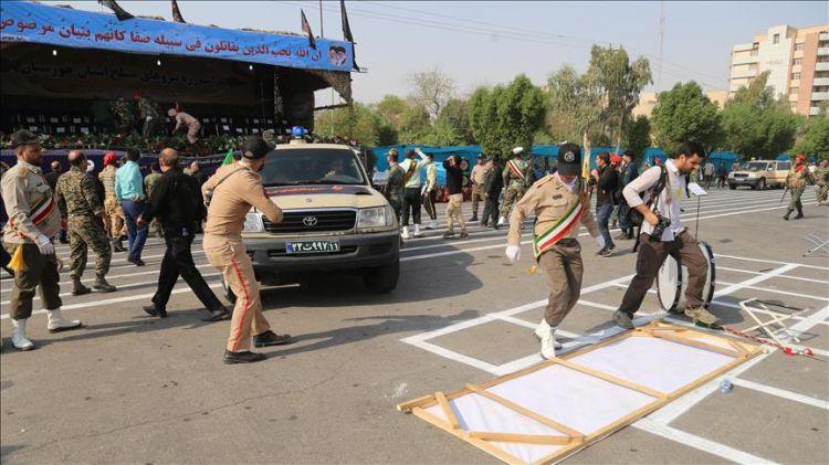 İran'da askeri geçit töreninde silahlı saldırı: 24 ölü - Güncellendi