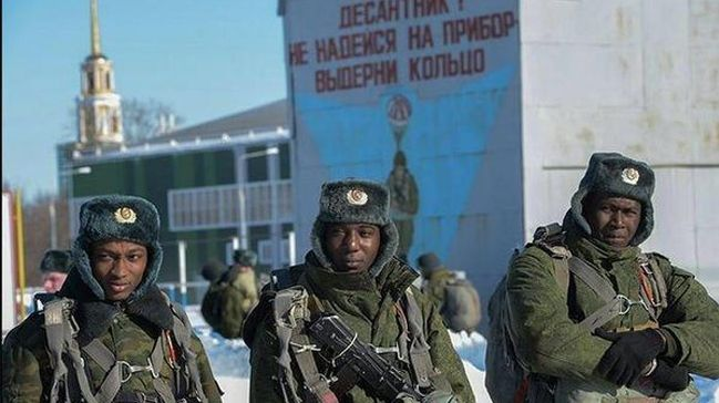 Orta Afrika Cumhuriyyeti'nde Rusya varlığını güclendiriyor