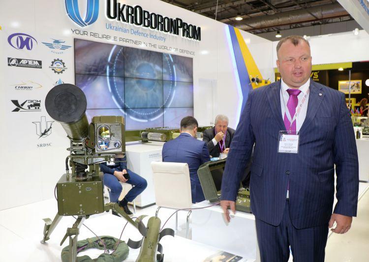 Украина и Азербайджан договорились о запуске совместных оборонных предприятий