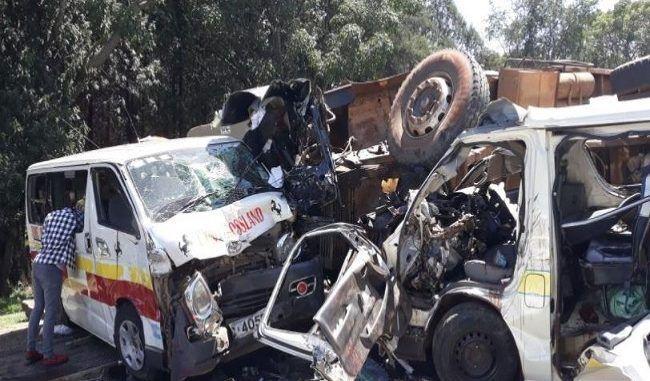 В Кении в ДТП с автобусом погибли 42 человека - Число жертв может увеличиться