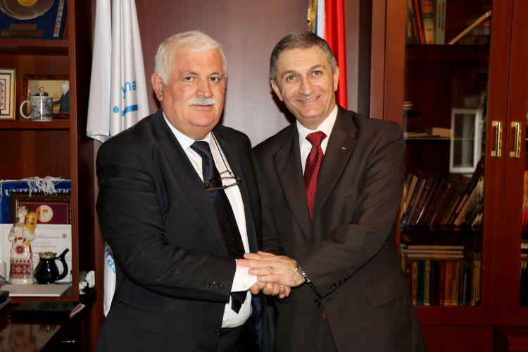 Посол Палестины в Азербайджане отметил важность работы с молодёжью - ФОТО