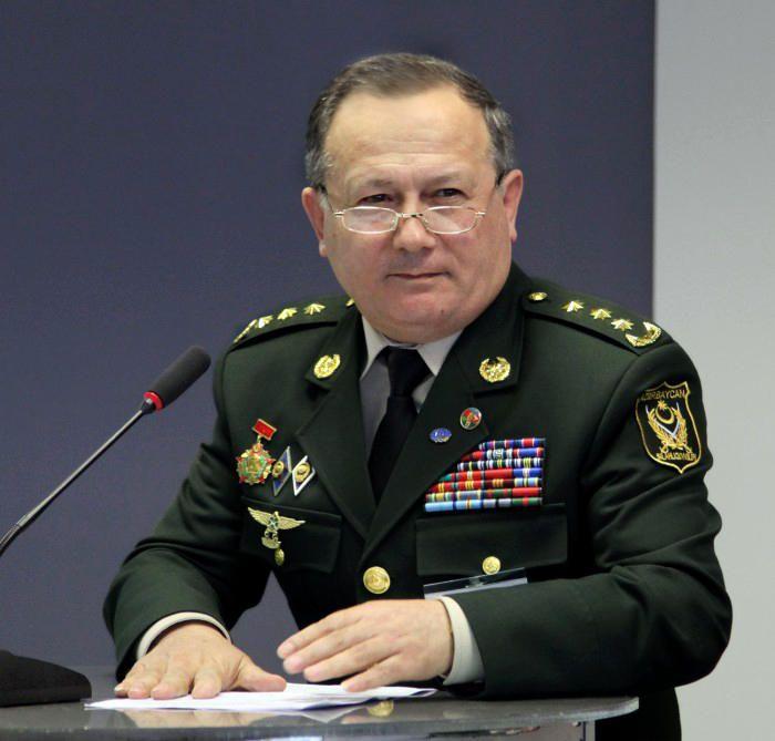 """""""Azərbaycan Ordusu dünyanın ən güclü orduları sırasındadır"""" - Cəlil Xəlilov"""