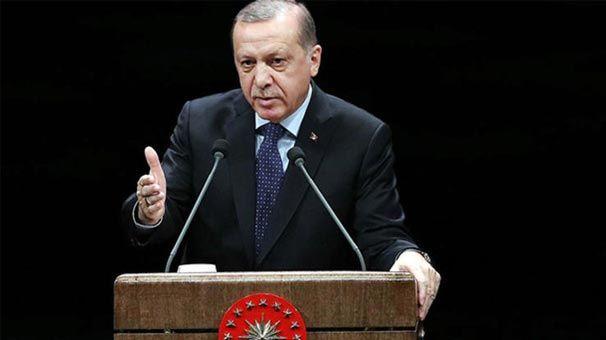 """Erdoğandan açıklama - """"Çok yakında komandolarımız Fırat'ın doğusunda olacak"""""""