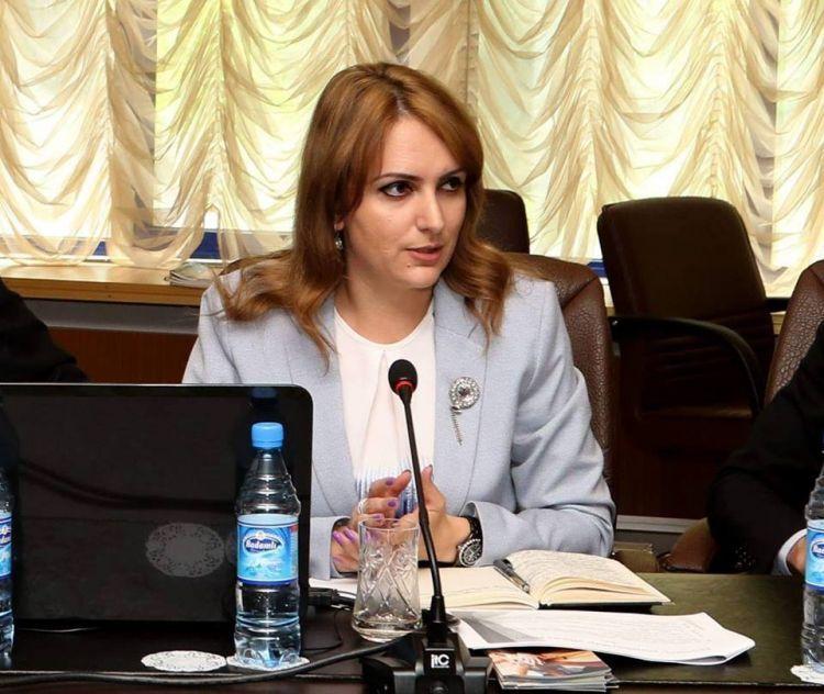 Nikol Paşinyan Azərbaycanı tənqid etməklə özünün qeyri-ciddi siyasətçi olduğunu sübut edir - Anastasiya Lavrina