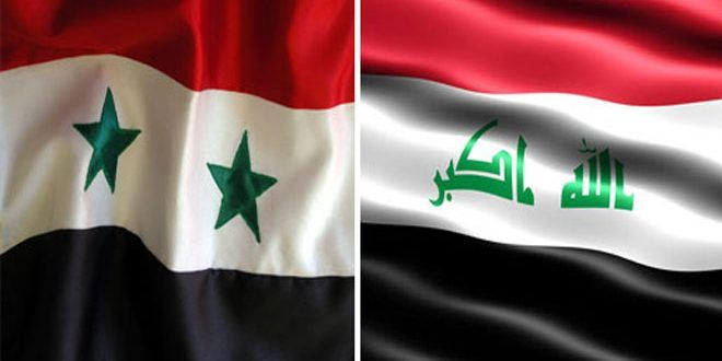 وزير خارجية العراق في دمشق لإجراء مباحثات حول تعزيز العلاقات بين البلدين